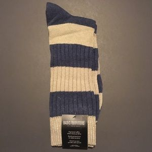 Other - NWT Basic/Outfitters dress socks